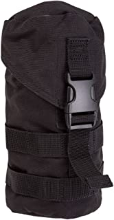 5.11 Tactical Unisex MOLLE H2O Bottle Carrier, SlickStick Webbing, Military grade 500D Nylon, Locking Clips, Water Pouch, style 58722