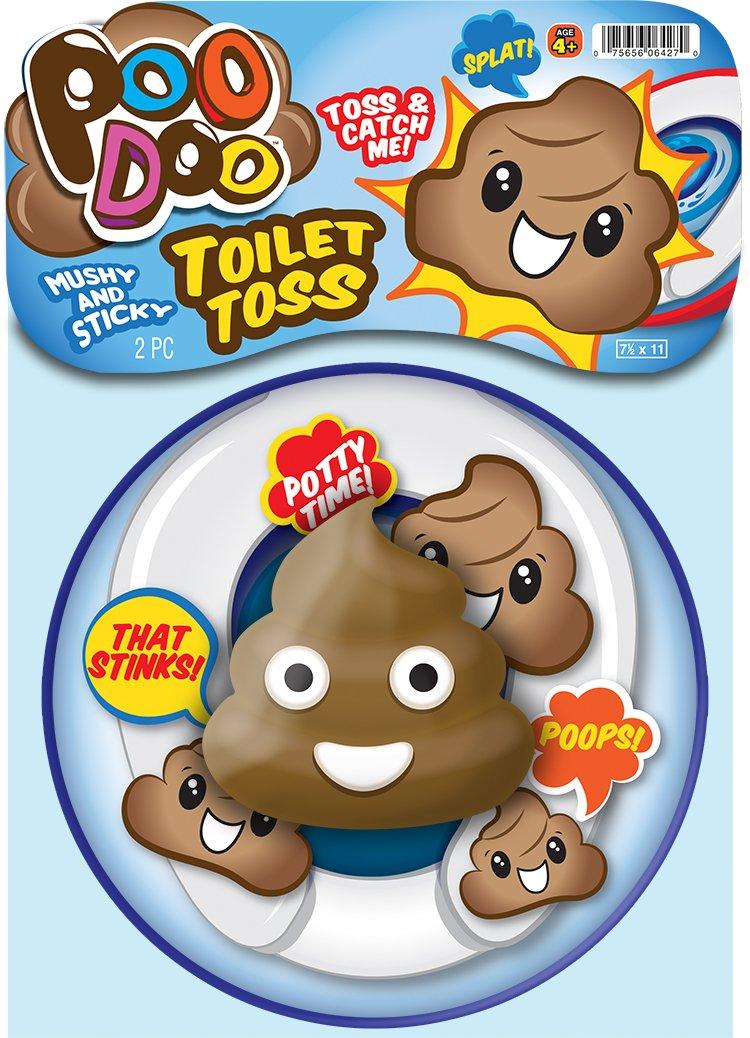 Poo Doo Toilet Toss Mushy Sticky Catch Amazon Com Au Toys Games