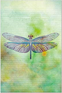 Dragonfly Stationery Paper