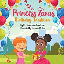 Princess Zara's Birthday Tradition