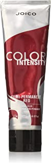 Joico Intensity Semi-Permanent Hair Color, Red, 4 Ounce