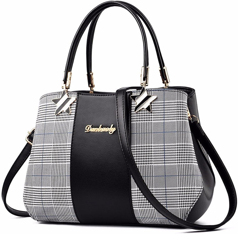 GQFGYYL die Tasche Atmosphäre Einer Einer Einer umhängetasche Handtasche,Schwarz B07FQMWW6R  Wartungsfähigkeit 1a101d