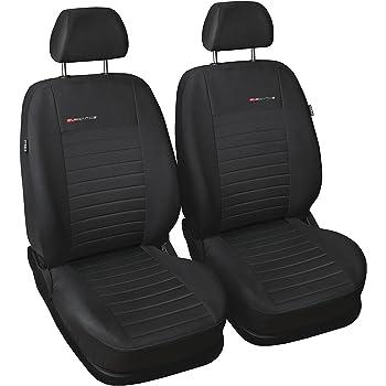 Graue Sitzbezüge für FORD FIESTA Autositzbezug VORNE