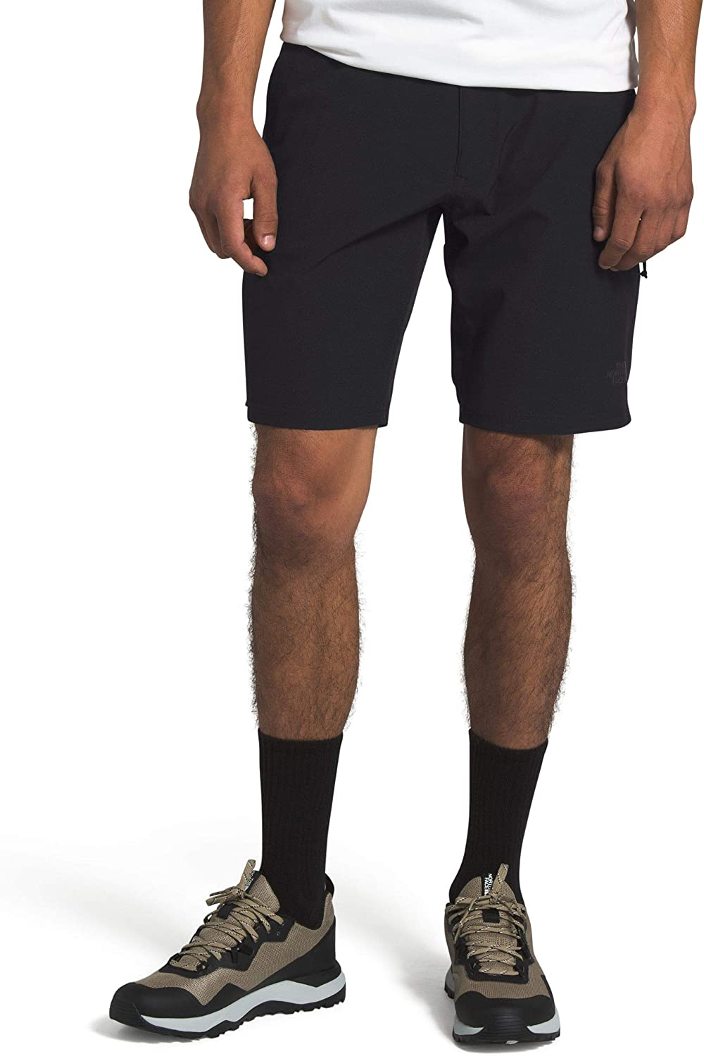 The North Face Men's Rolling Sun 36 Short OFFicial site Quantity limited Packable Black TNF