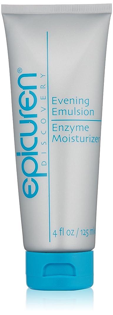一掃する高い分析的Epicuren Evening Emulsion Enzyme Moisturizer - For Dry & Normal Skin Types 125ml/4oz並行輸入品