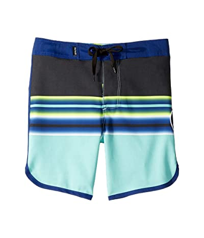 Hurley Kids Zen Boardshorts (Toddler/Little Kids) (Tropical Twist) Boy