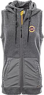 Levelwear Iris Banner Stripe Hooded Vest
