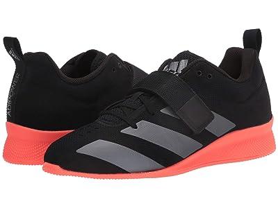 adidas Adipower Weightlifting II (Core Black/Night Metallic/Signal Coral) Men