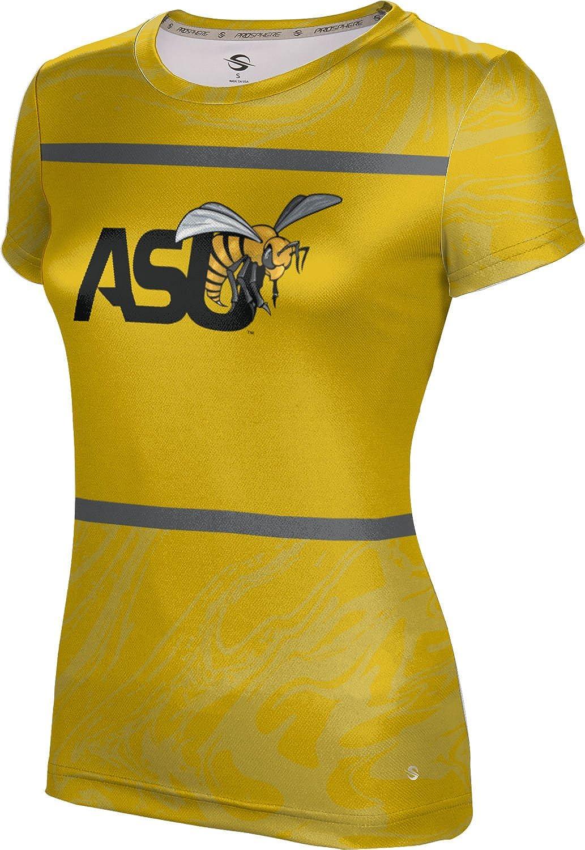 ProSphere Alabama State University Girls' Performance T-Shirt (Ripple)