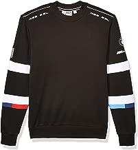 PUMA Men's BMW MMS Motorsport Street Crew Neck Sweatshirt