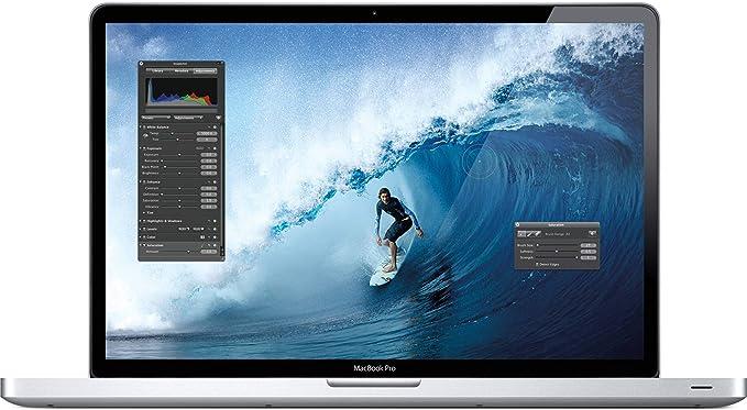 "Apple MacBook Pro 13"" MD101LL/A (4GB RAM, 500GB HD, macOS 10.13) - 1 Pack (Refurbished) | Amazon"