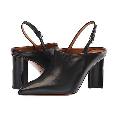 Clergerie Kyra (Black Nappa) High Heels