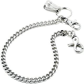 Basic Strong Leash Biker Trucker Key Jean Wallet Chain (17