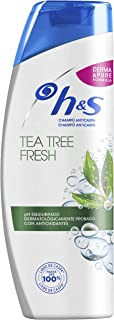 H&S Tea Tree Fresh Refrescante Anticaspa Champú 360 ml