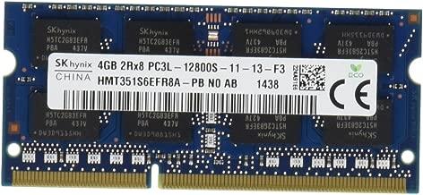 Lenovo 55Y3711 RAM Module - 4 GB - DDR3 SDRAM - 1333MHz DDR3-1333/PC3-10600 - ECC - 204-pin SoDIMM