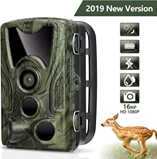 Bolyguard C/ámara de Caza 12MP 1080P HD Trail C/ámara con 940nm IR LED Invisible Visi/ón Nocturna Distancia de Disparo hasta 70ft//21M IP65 Impermeable C/ámara de Animal Salvaje
