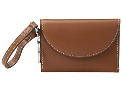 Lodis Accessories Audrey RFID Aria Key Coin (Sequoia) Handbags