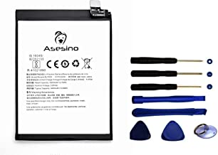Asesino Battery Compatible with OnePlus 3T (3400mAh) with Replacement Toolkit BLP633 A3003