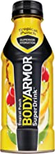 BODYARMOR Sports Drink Sports Beverage, Tropical Punch, Natural Flavor With Vitamins, Potassium-Packed Electrolytes, No Preservatives, Perfect For Athletes, 16 Fl Oz (Pack of 12)