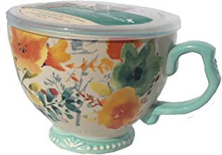The Pioneer Woman Willow Cup with Lid