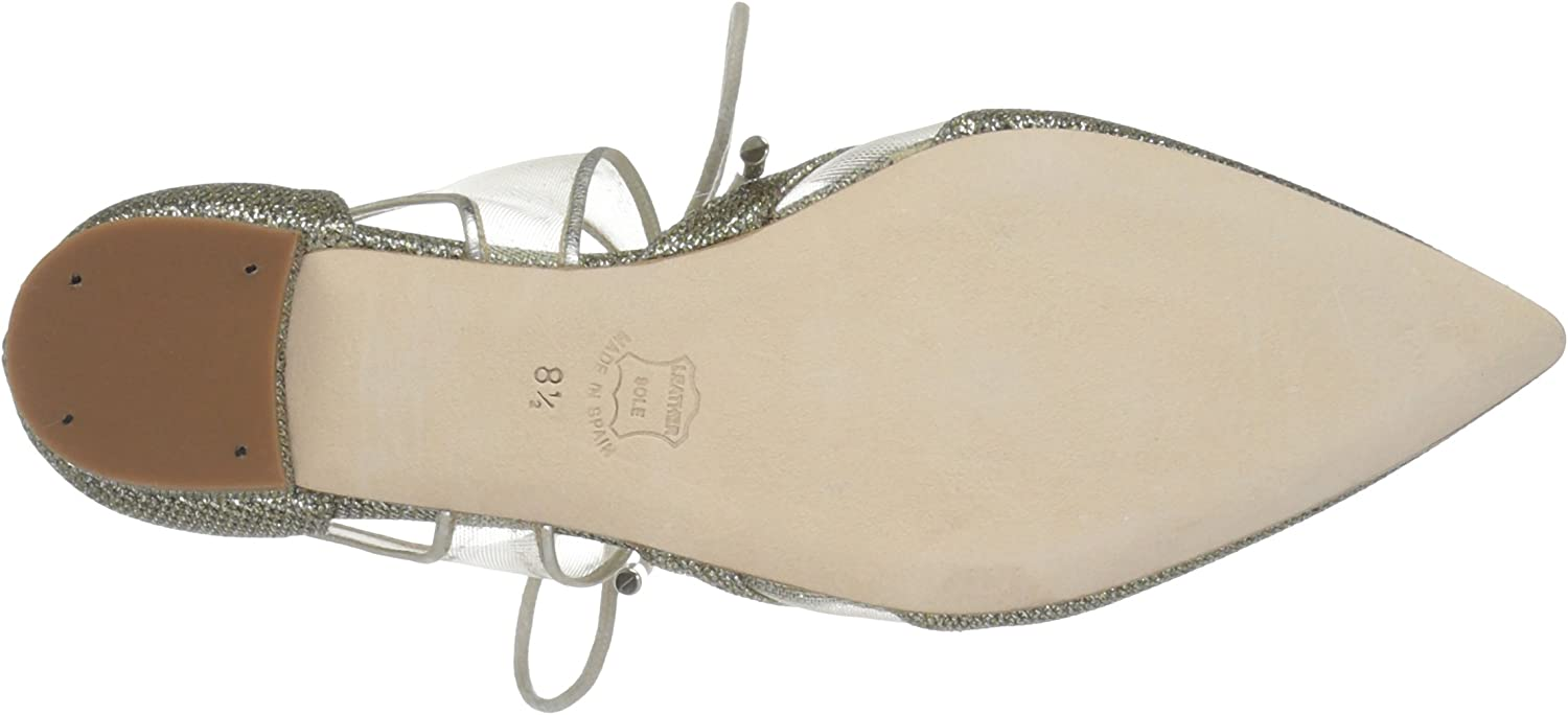 Andre Assous Womens Maddie Pointed Toe Flat
