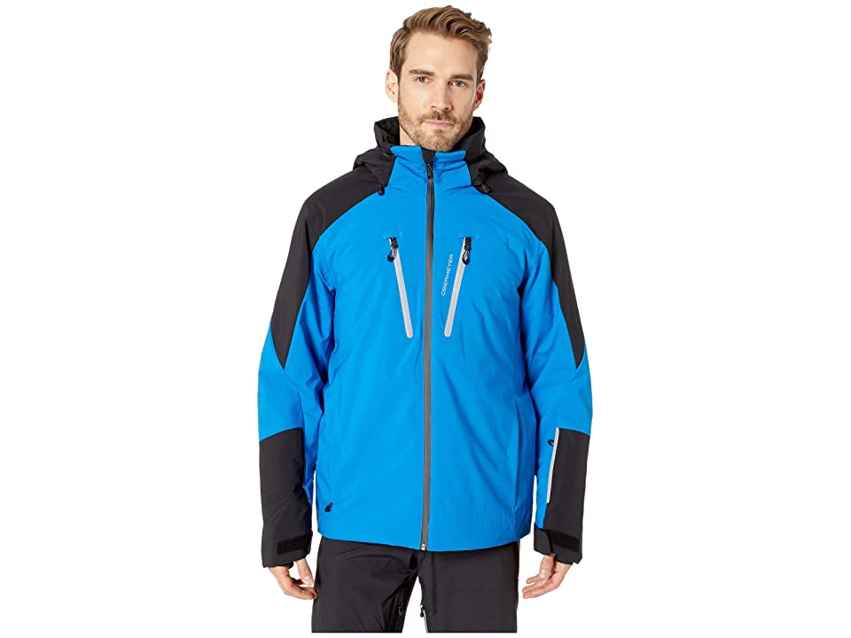 Obermeyer Raze Jacket (East Wind Blue) Men