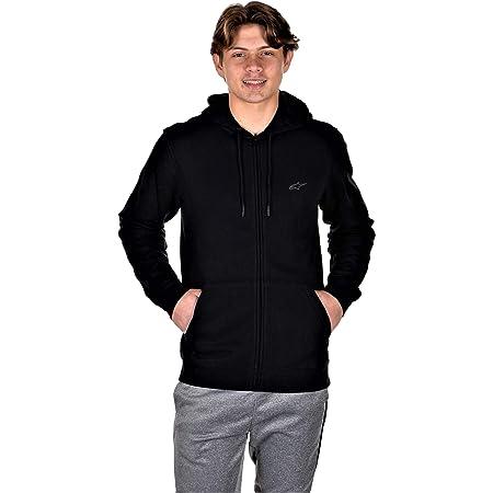 Alpinestars 1037-53111-111-S Unisex-Adult Effortless Fleece Heather Grey Sm Multi, one/_size