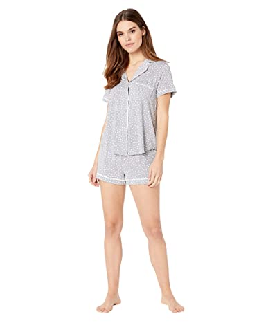Kate Spade New York Modal Jersey Short Pajama Set (Mini Heart) Women