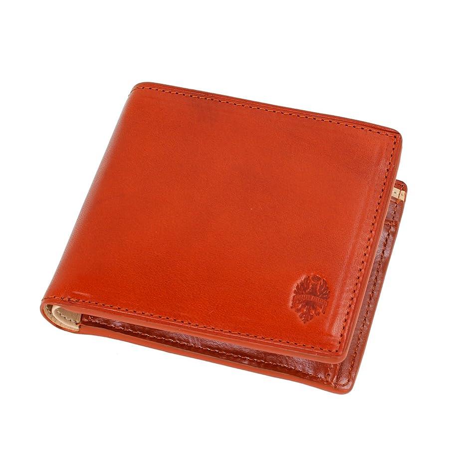 労働カレンダー日付付きBianchi (ビアンキ) VERDE(ヴェルデ)シリーズ 二つ折り財布 BIB1503