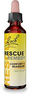 RESCUE REMEDY DROPPER, 20mL – Natural Homeopathic Stress Relief