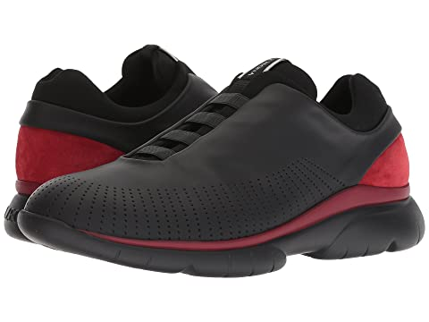 Z Zegna Sprinter 2.0 Elasticized Slip-On Sneaker