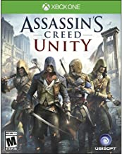 Assassin's Creed Unity for Xbox One rated M - Mature