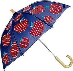 Polka Dot Apples Umbrella