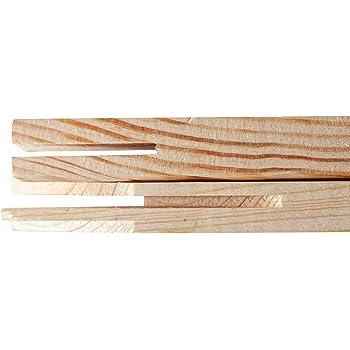 "Bundle of 50 Art Canvas Stretcher Bars//Stretching Strips 36/"""