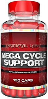 Mega Cycle Support 2.0 by Primeval Labs 150 Capsules by Primeval Labs