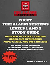 NICET Fire Alarm Systems Levels 1 & 2 Study Guide PDF