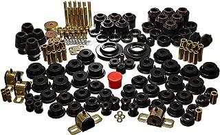 Energy Suspension 218106G Bushings - Suspension Bushing Kit; Hyper-Flex System; w - Intgr. 1in. Body Lift Kit; Incl. F - R Cntl. Arm Bush.;F - R Greas...