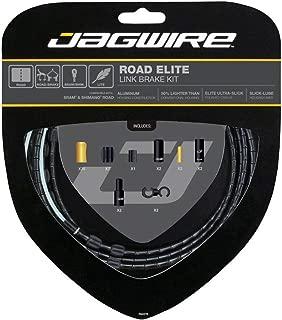 Jagwire Road Elite Link Brake Cable Kit Ultra-Slick SRAM/Shimano Black