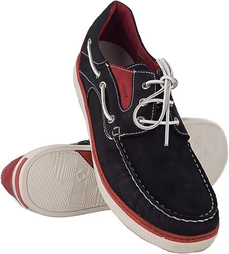 Zerimar zapatos Náuticos Hombre   Mocasines para Hombre   zapatos Hombre Vestir  zapatos Hombre Casuales   Tallas XXL de 46 a 50