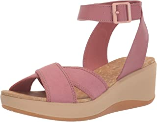 Clarks Women's Step Cali Coast Wedge Sandal