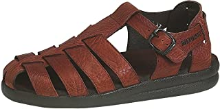 Men's Sam Casual Sandals, Tan Grain, Size - 7