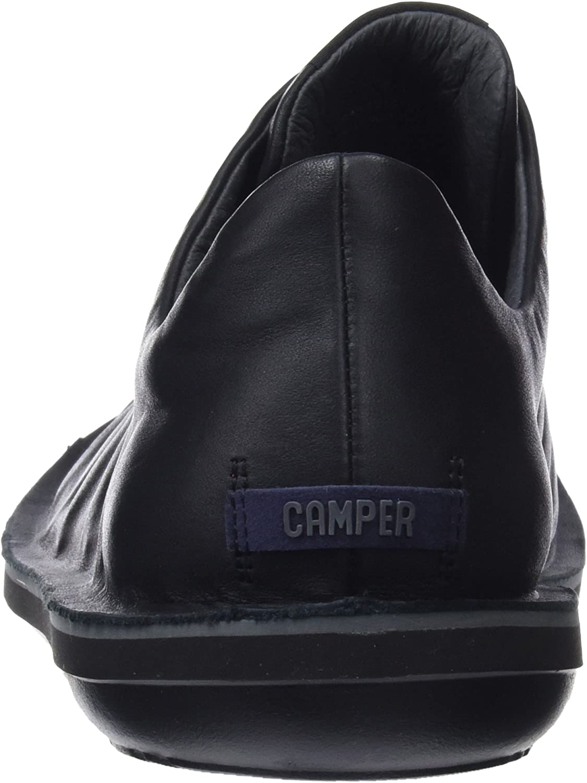 Camper Beetle, Scarpe Stringate Uomo Schwarz Black 001