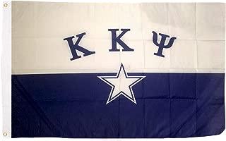 Kappa Kappa Psi Chapter Fraternity Flag 3 x 5 Polyester Use as a Banner Sign Decor KKPsi