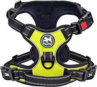 PoyPet No Pull Dog Harness, [Upgraded Version] No Choke...