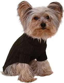 Stinky G Turtleneck Dog Sweater