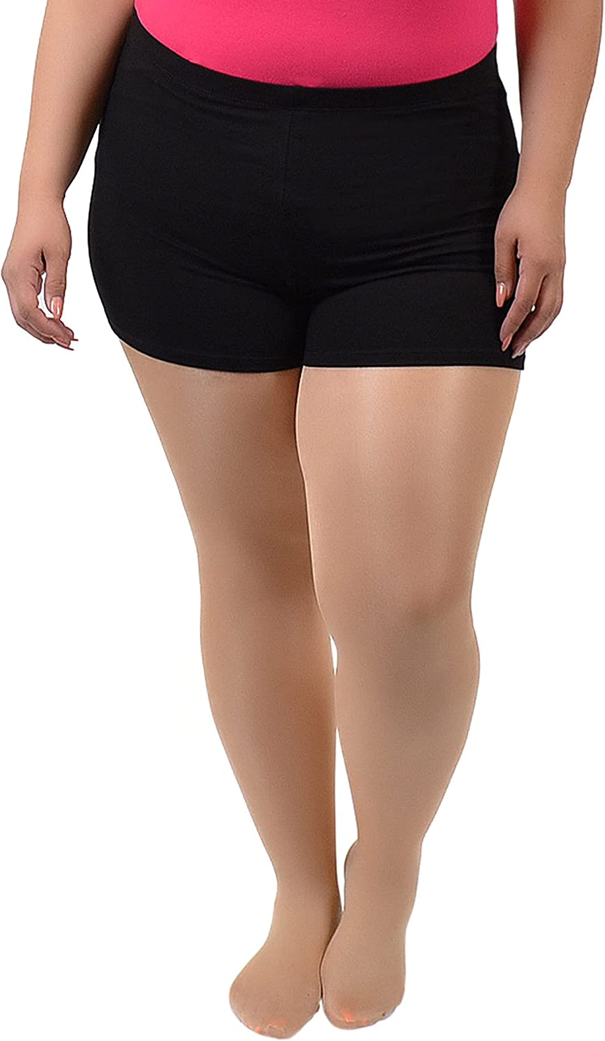 Stretch Max Ranking TOP6 67% OFF is Comfort Women's Shorts Booty Cotton Teamwear