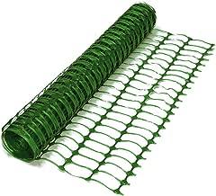 Oypla SafeNet Heavy Duty sécurité Barrière Verte Mesh Escrime 1mtr x 50mtr