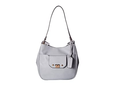 SOLE / SOCIETY Kaii Shoulder Bag (Powder Blue) Shoulder Handbags