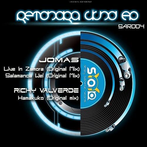 Amazon.com: Hamakuko (Original Mix): Richy Valverde: MP3 ...