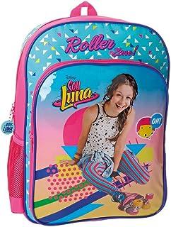 48523A1 Soy Luna Roller Zone Mochila Escolar, 40 cm, 15.6 Litros, Multicolor
